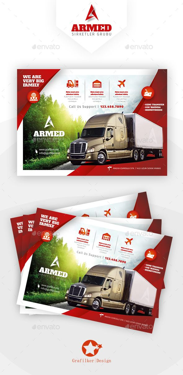 International Flyer Templates Flyer template, Template and Brochures - car ad template