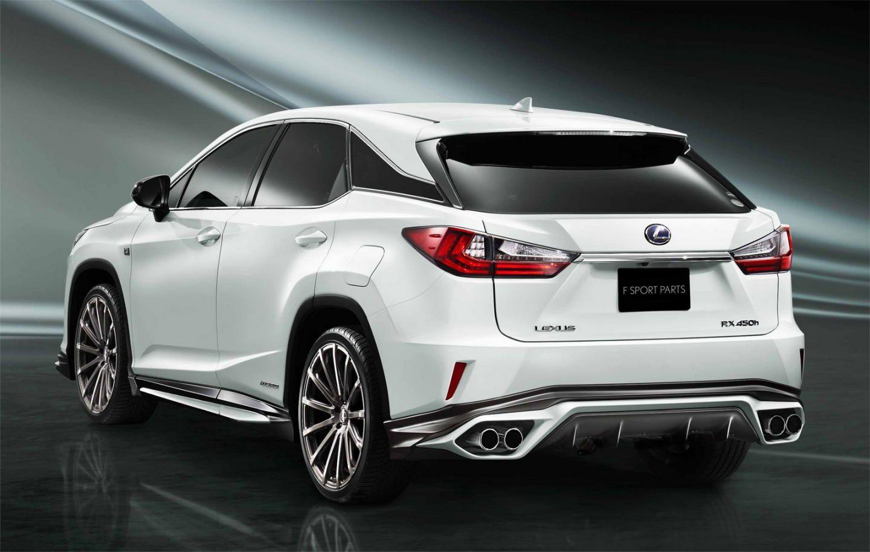 Lexus_RX_2016_TRD_dm_3 Lexus suv, Lexus sport, Toyota