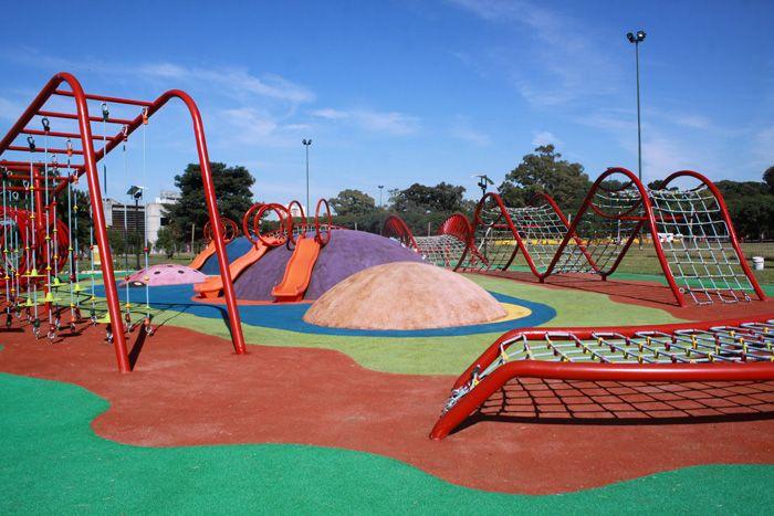 Juegos de vanguardia en parques y plazas noticias buenos aires ciudad gobierno de