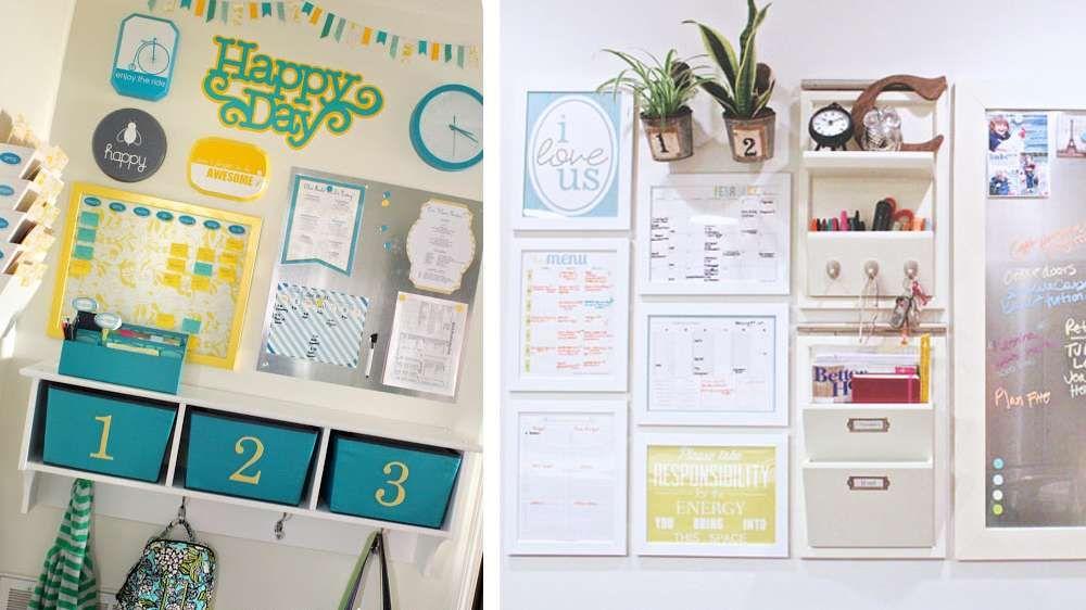 20 idées pour aménager une entrée adaptée aux enfants