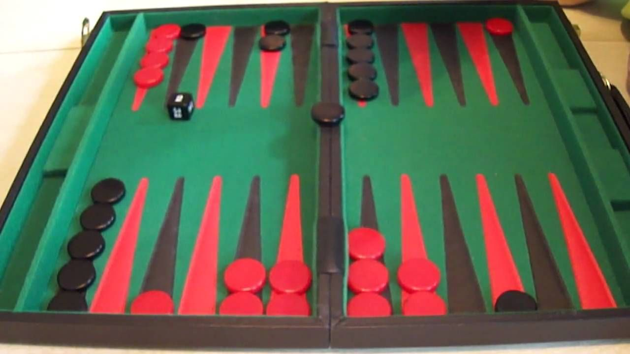Backgammon for complete beginners. Part 14 The doubling