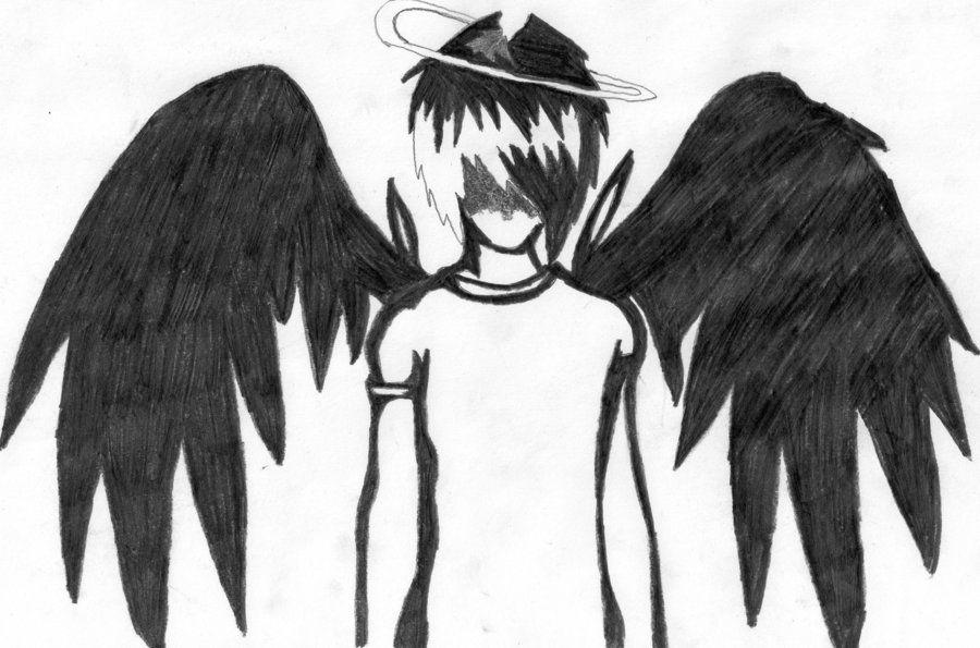 Deviantart more like emo fallen angel by niikii rocks fallen deviantart more like emo fallen angel by niikii rocks thecheapjerseys Image collections