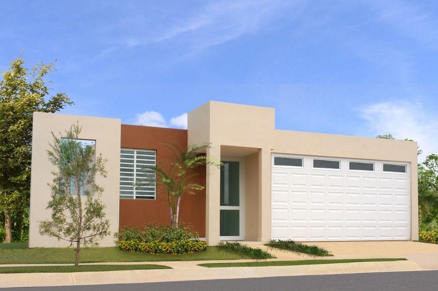 Fachadas casas modernas en puerto rico graffiti pelautscom for Fachadas casas modernas de una planta