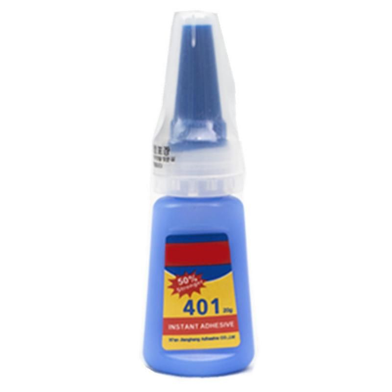 20g Super Adhesive 401 Glue Multi Purpose Wood Products Plastic Toys Repair Fix Instant Glue Quick Dry Home School Office Tools Adhesive Wood School Office