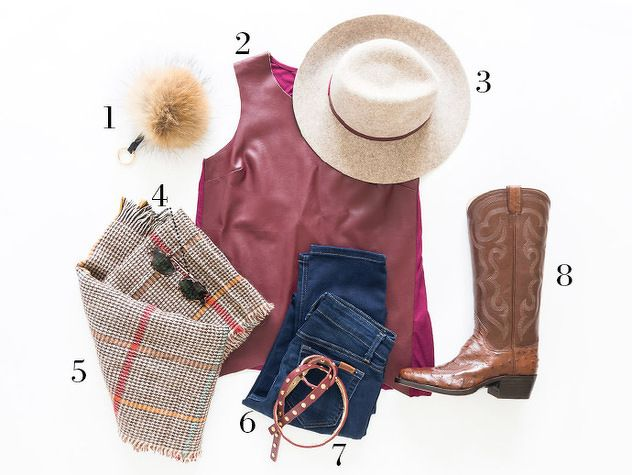Nashville Lifestyle's Holiday Gift Guide: Apparel for Her #Nashville #ShopLocal