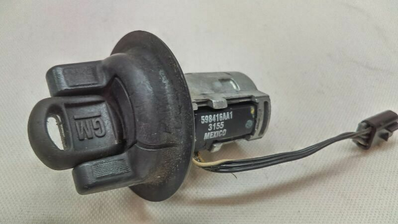 Ignition Switch Lock Cylinder Key Fits 97 05 Cavalier Sunfire Cab 166027 Chevrolet Car Parts And Accessories Cylinder Lock Automotive Accessories