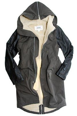 The Democracy of Nevermind Parka