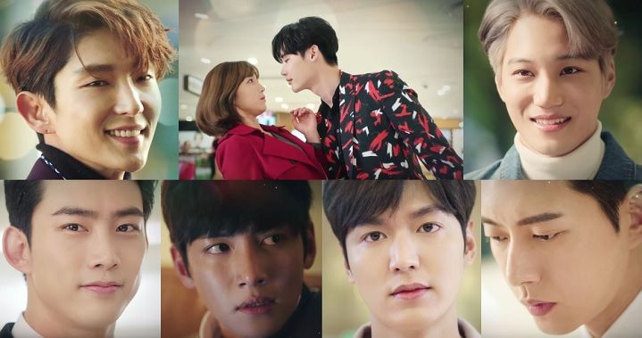 7 First Kisses Teaser Will Give You Seven Lead Syndrome 7 First
