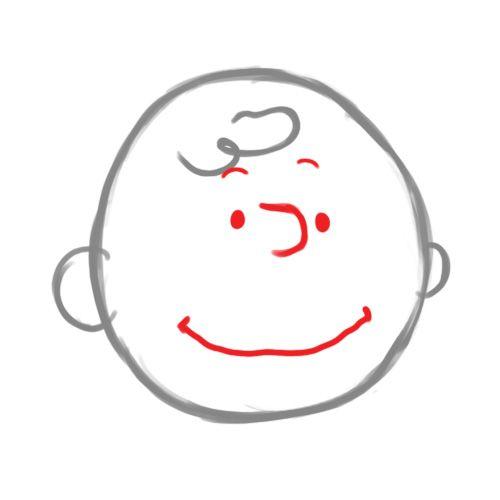 How To Draw Charlie Brown Charlie Brown Charlie Brown Christmas Charlie Brown Party