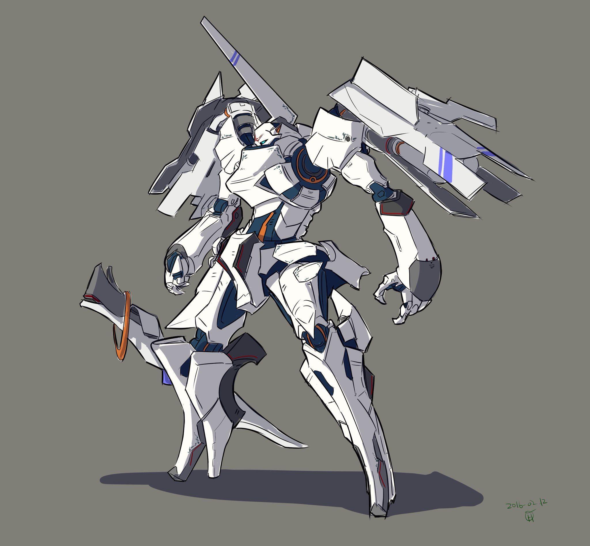 moi on twitter futuristic art robot art concept art characters