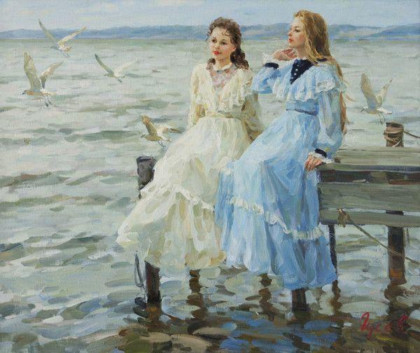 Vladimir Gusev art