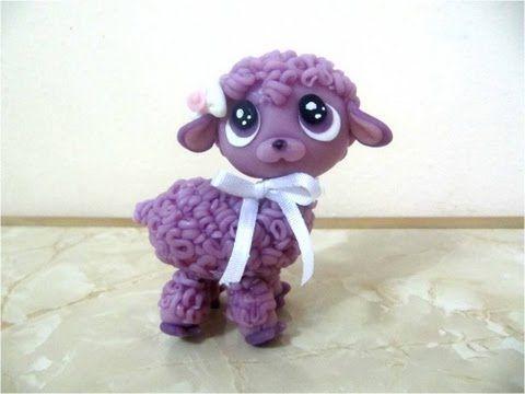 Sheep Tutorial by tallermanuelperu