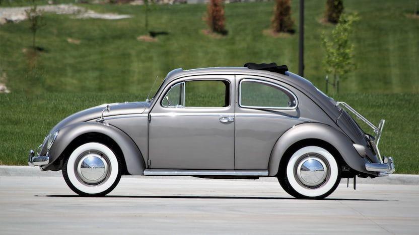 1956 Volkswagen Beetle F74 1 Indy 2018 In 2020 Volkswagen Beetle Vw Beetle Classic Volkswagen