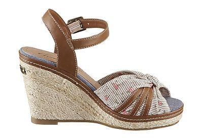Sandalette, Tom Tailor | Lust auf Sommerluft | Sandaletten