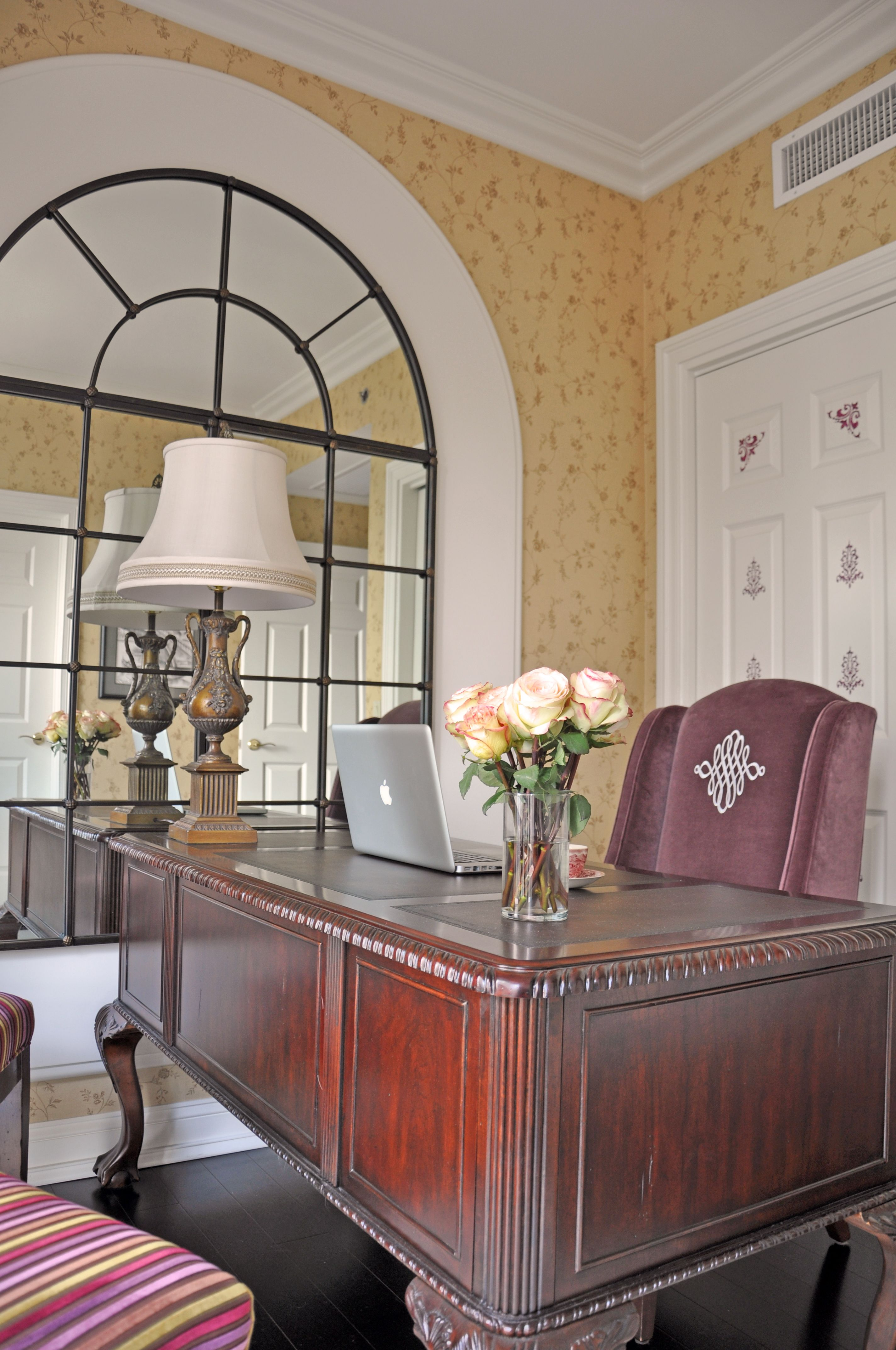 Home Office designed by Talie Jane Interiors ...