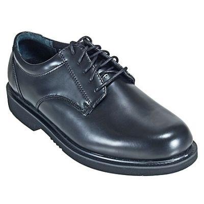 Thorogood Shoes: Men's Black High Shine