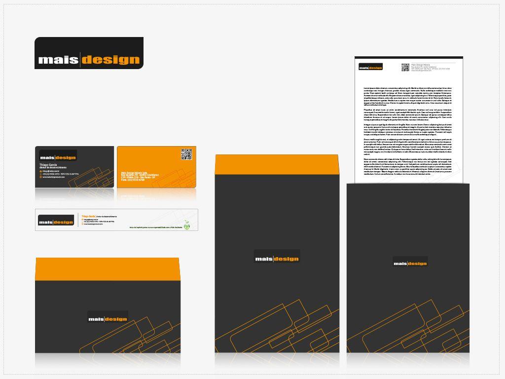 Identidade Visual - Mais Design