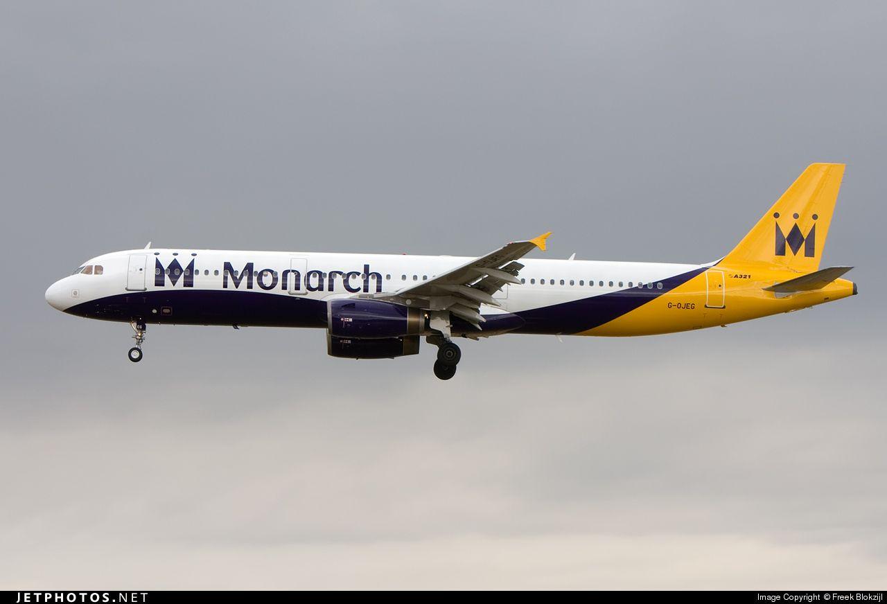 Airbus A321-231 G-OJEG 1015 Barcelona El Prat - LEBL