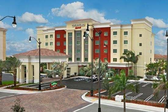 Courtyard By Marriott Miami Homestead Southern Florida