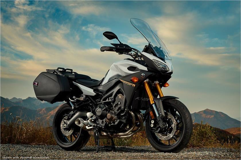 2017 Yamaha FJ-09 Sport Touring Motorcycle - Model Home