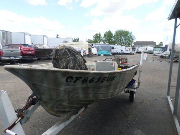 Boat For Sale 1989 Valco Fishing Boat 14 In Lodi Stockton Ca Boats For Sale Boat Fishing Boats