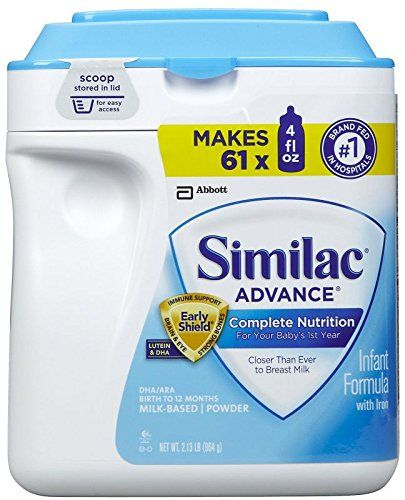 Similac Advance 2 13lb Tub Case Of 6 Http Www Babystoreshop