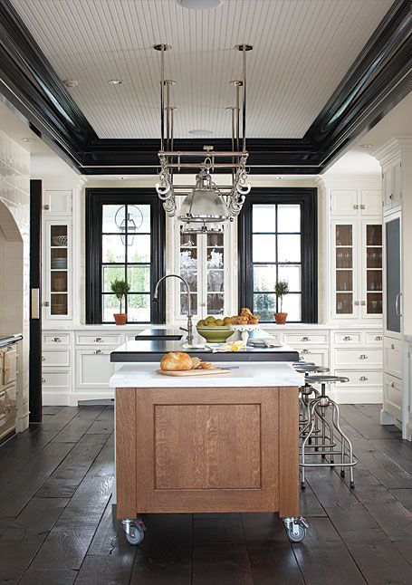 Great With Industrial Details Dalia Kitchen Design, Boston.