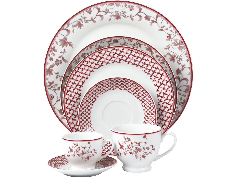 Aparelho De Jantar Em Porcelana 42 Pecas Casambiente Roma Aparelhos Jantar 42 Pcs Ou Mais Aparelhos De Jantar Jogo De Jantar Porcelana Utensilhos De Cozinha