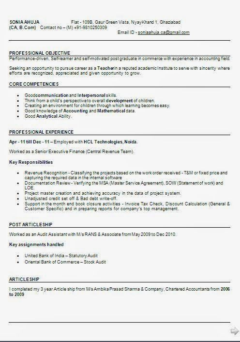 curriculum vitae vuoto sample template example ofexcellent stock accountant sample resume - Stock Accountant Sample Resume