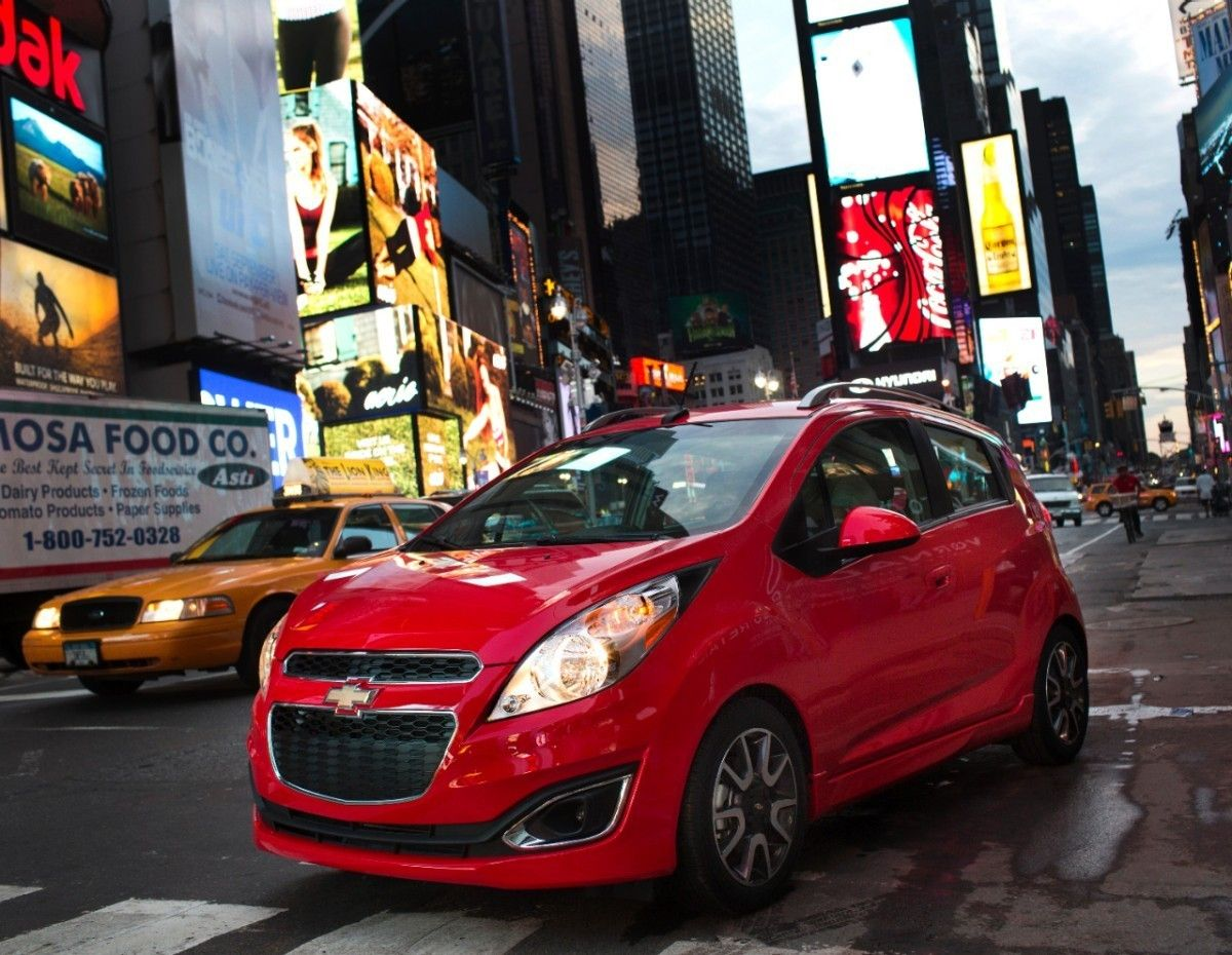 2014 Chevrolet Spark Chevrolet spark, Chevrolet, Vehicles