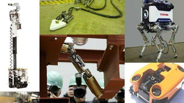 Los robots luchan donde nadie puede entrar en Fukushima | Ciencia | EL PAÍS