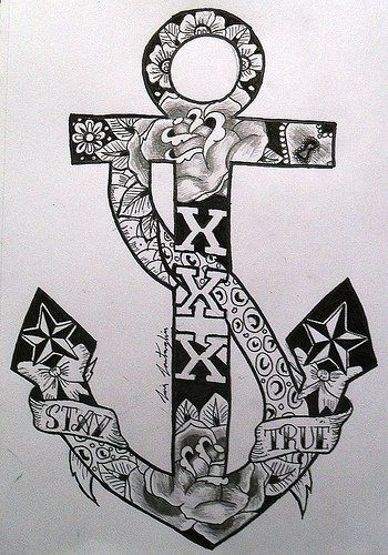 """Straight Edge Tattoos: """"Stay True"""" Straight Edge Tattoo, This One Is Tottaly Made"""