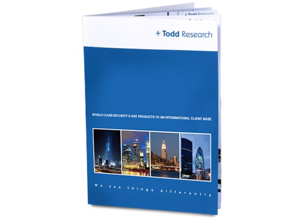 Brownstone designed a well executed resource and foundation from which +Todd Research can build upon