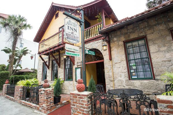 Old City House Inn And Restaurant Saint Augustine Fl B Reviews