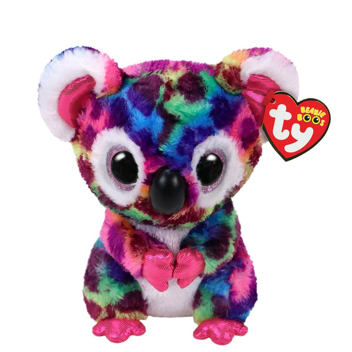 023eb532163 TY Beanie Boo Small Scout the Koala Bear Plush Toy