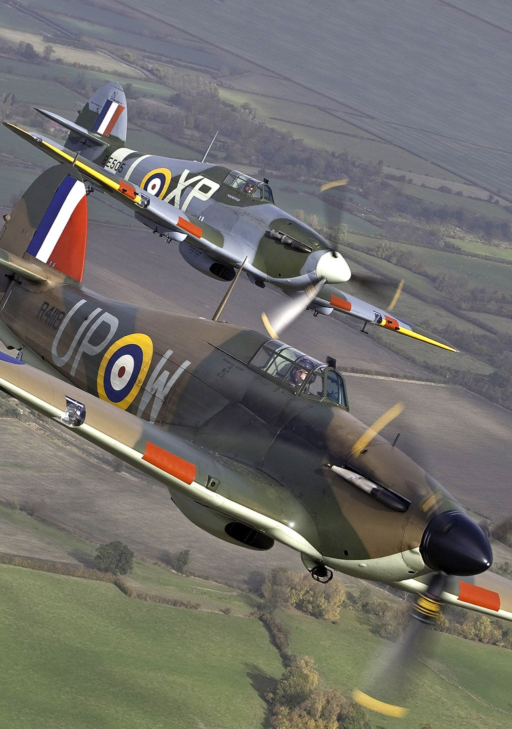 Hawker Hurricane Plane Photos Videos Hurricane Heritage In 2020 Wwii Fighter Planes Aircraft Wwii Airplane