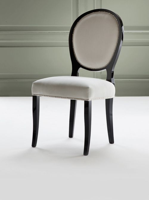 Luxurious Oval Studded Velvet Chair Projects To Try