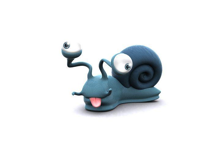 Funny Cartoon Animals Cartoon Characters 3d Cartoon Animals 3d Animal Cartoons 3d Cartoon Cartoon Animals Snail Funny Cartoon
