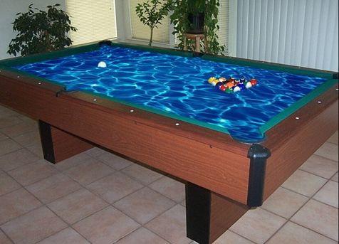 A Real U0027poolu0027 Table