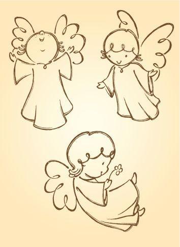 angelitos | 1era Comuniòn | Pinterest | Angelitas, Bautizo y Ángeles