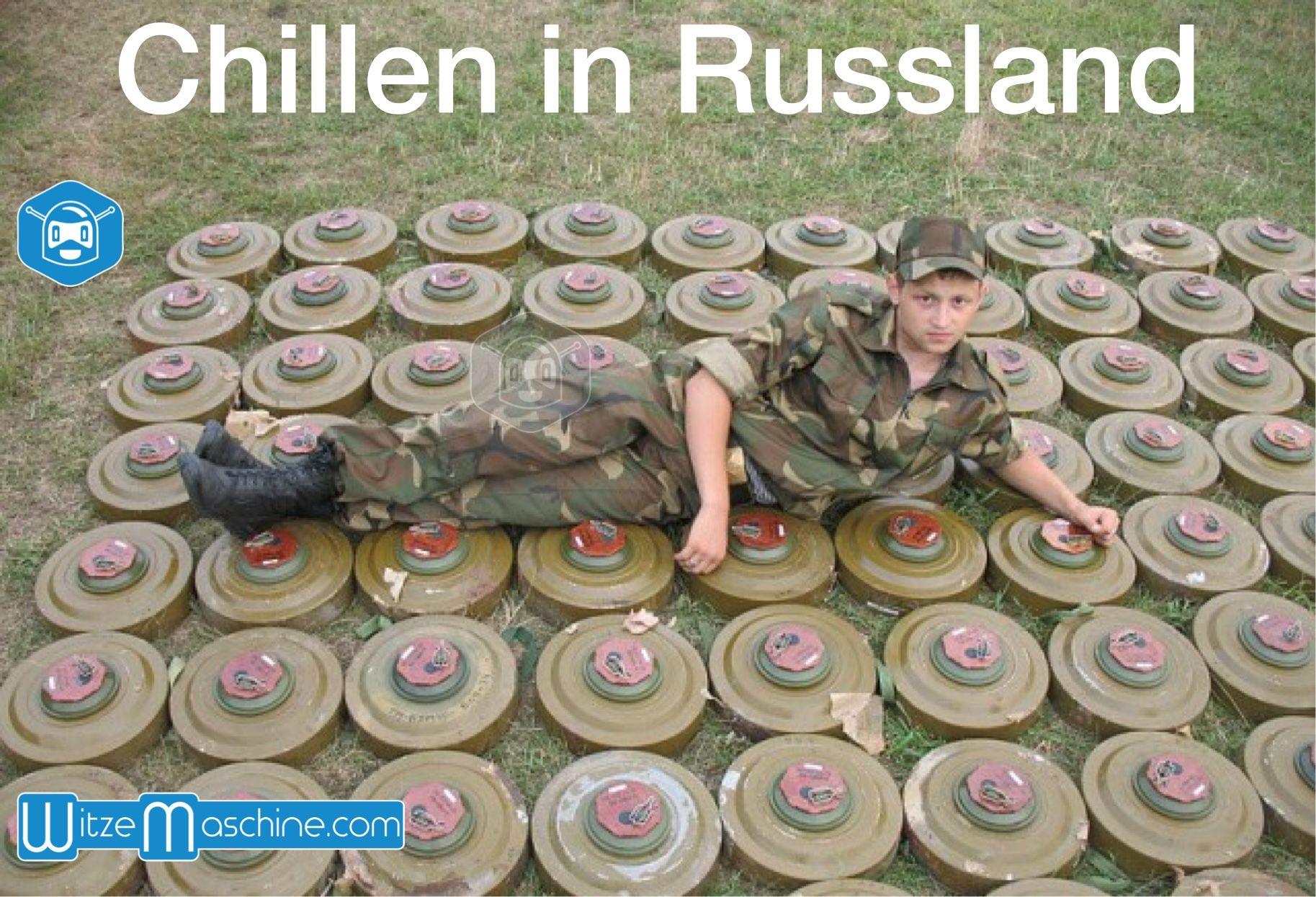 Russen Witz