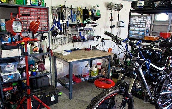 10 Tips For The Home Bike Mechanic Bike Repair Bike Mechanics