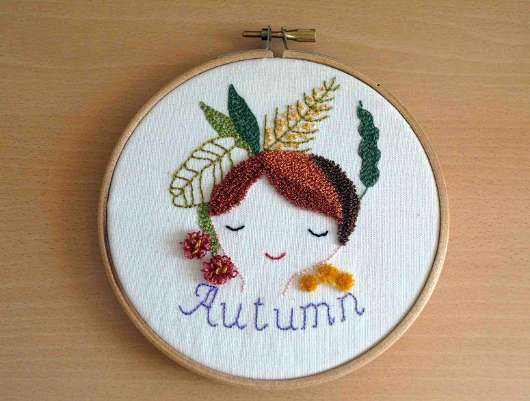 Deshilachado: Bordado/Embroidery | patrones bordado | Pinterest ...