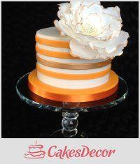 Cakes Decor Theme: Stripes - CakesDecor