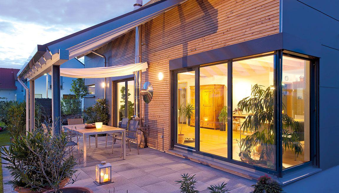 überdachte Terrasse überdachte terrasse mit sonnensegel terrassen