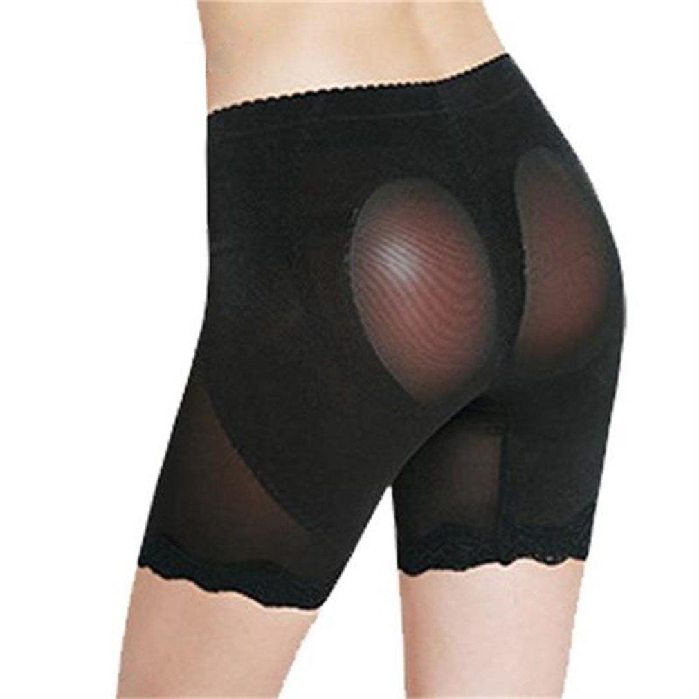 2b610d93c Zarbrina Womens Fake Buttock Briefs Butt Lifter Padded Control Panties Hip  Enhancer Underwear Shapewear Boyshort