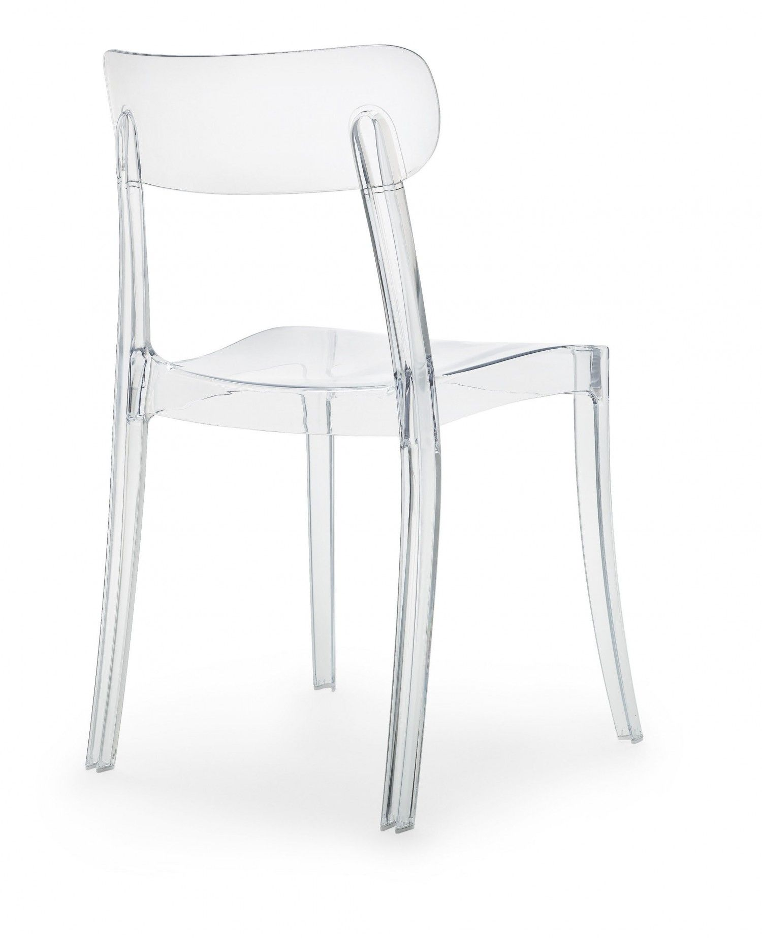 Shop Transparent Polycarbonate Novo Dining Chair Set And Other Modern Contemporary Home Office Furniture Browse Our Selection Of Task