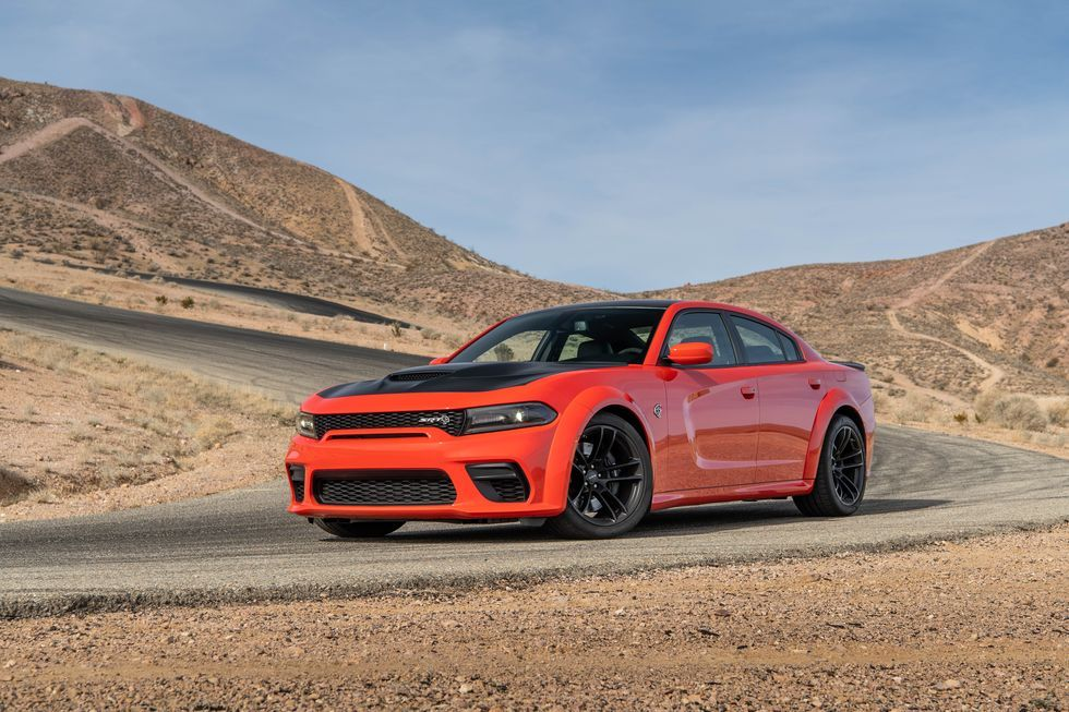 View Photos Of The 2020 Dodge Charger Srt Hellcat Redeye Widebody In 2020 Dodge Charger Hellcat Charger Srt Dodge Charger