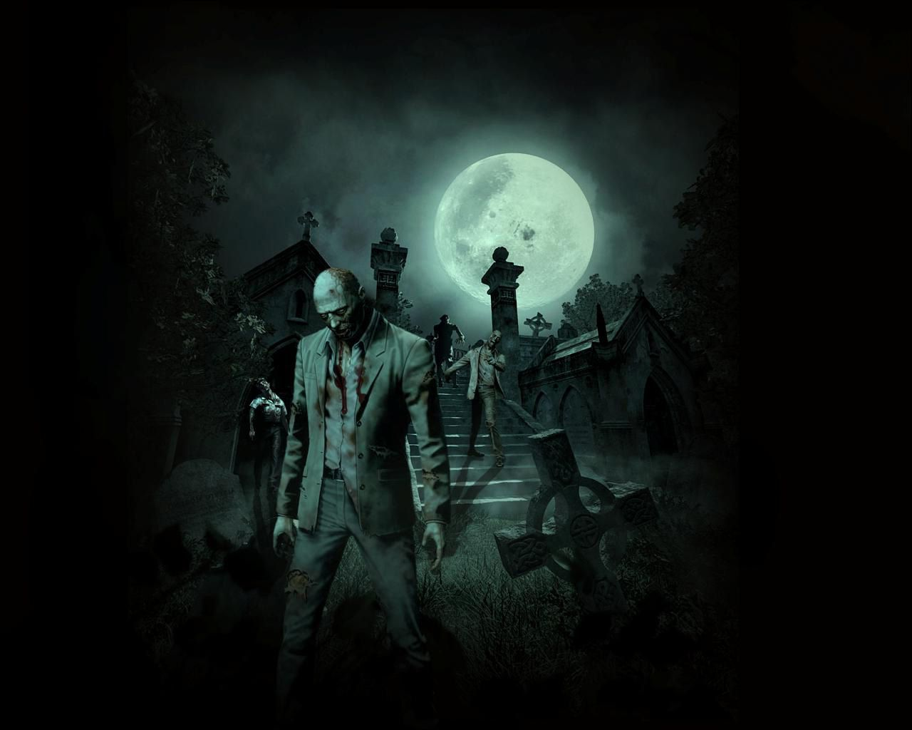 Zombie Theme Horror Wallpapers Barbara S Desktop Wallpapers In Hd Scary Wallpaper Halloween Wallpaper Horror Wallpapers Hd