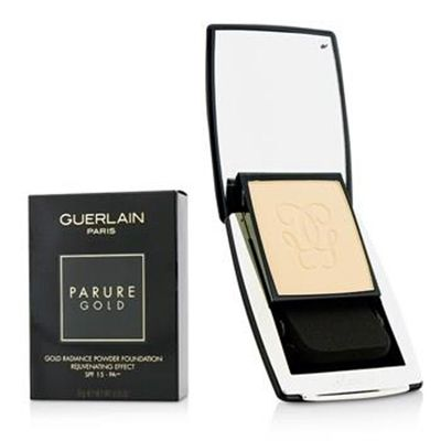 Guerlain Parure Gold Rejuvenating Gold Radiance Powder Foundation SPF 15 - # 01 Beige Pale 10g/0.35oz Make Up